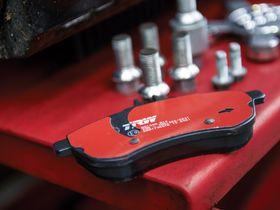 ZF Aftermarket Launches TRW Branded Brake pads