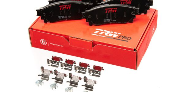 The TRW Pro line offers more than 1,000 SKUs providing over 98% coverage for vehicles up to 35...