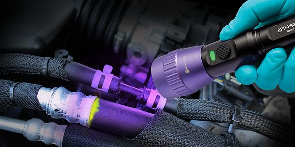 Tracer Products says Fluoro-Lite 5 TP3825 OEM Grade R-1234yf AC Leak Detection Dye doesn't...