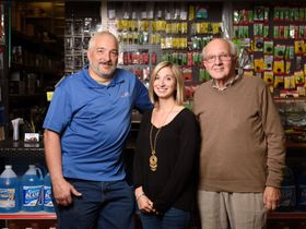 Family Owned V&F Auto Thrives in Massachusetts