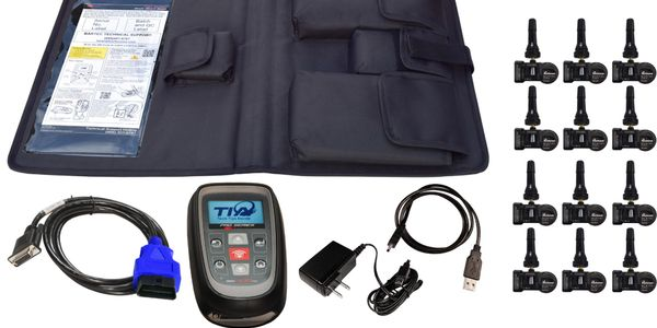 Bartec USA LLC is offering Rite-Sensor bundles for its Pro-Series TPMS tools to customers who...