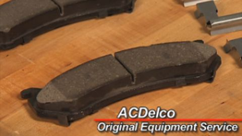 ACDelco Brake Friction