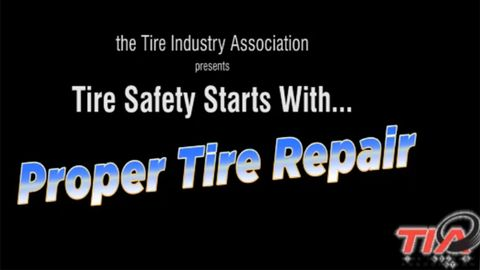Tire Safety Starts Here