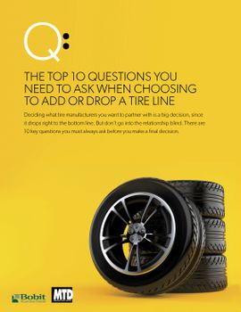 The Top 10 Questions You Need To Ask When Choosing To Add Or Drop A Tire Line