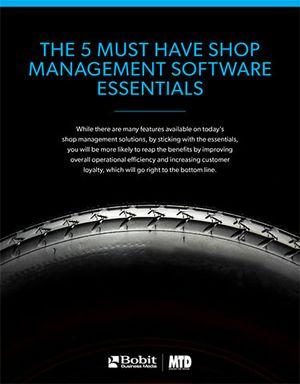 The 5 Must Have Shop Management Software Essentials