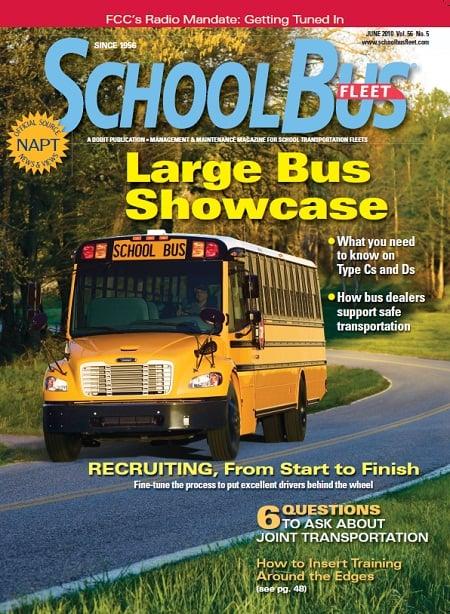 June 2010 Issue - School Bus Fleet