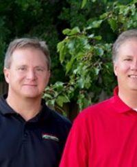 Mark Rhodes and Scott Rhodes