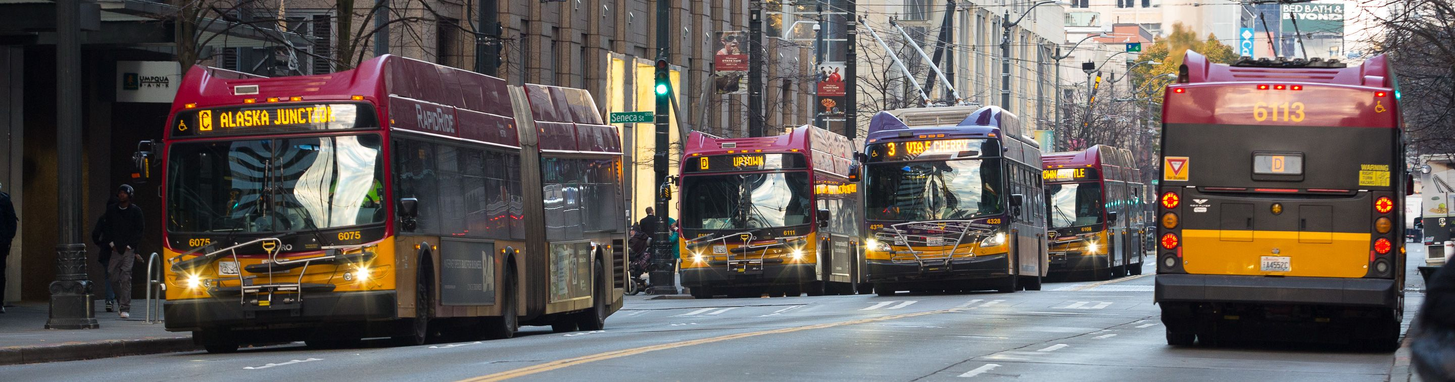 King County Metro named 'best' large transit system by APTA