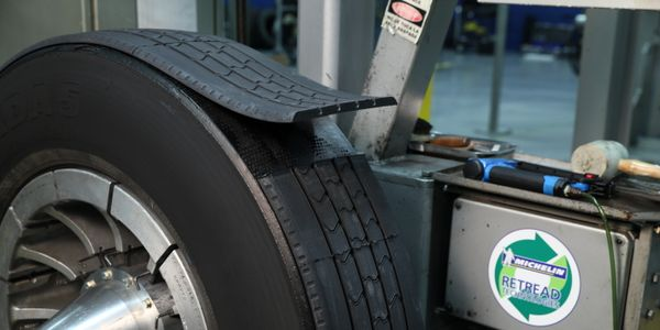 Michelin has 77 franchised Michelin Retread Technology plants and 80 licensed Oliver retread...