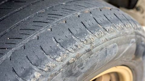 Old and unfit part-worn tires are a danger on European roads. Used tires that pass inspection...