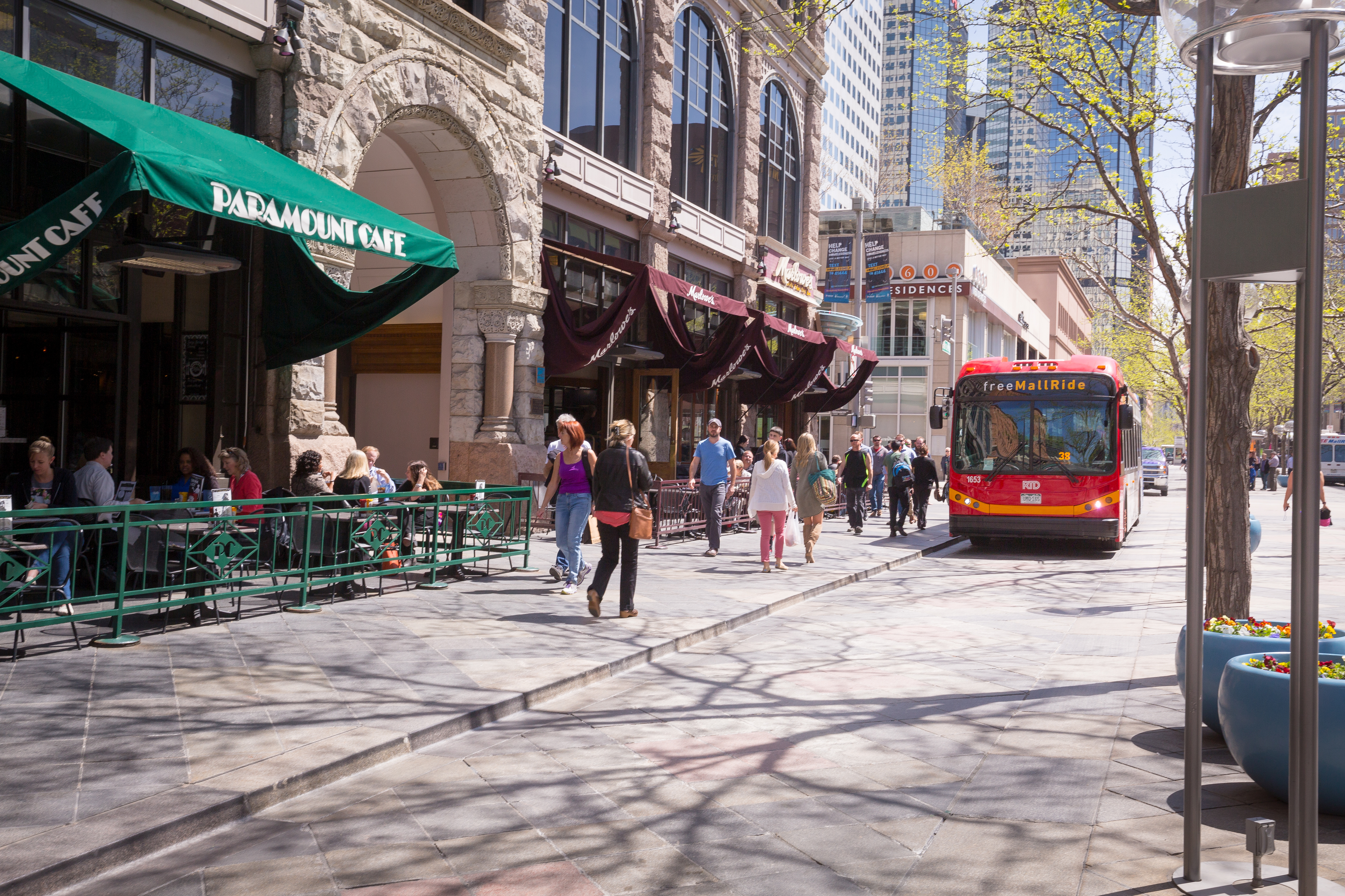 Denver 'Charges Up' Fleet for Key Downtown Route