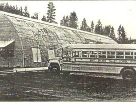 For many years, White Salmon (Wash.) Valley School District's transportation center was a...