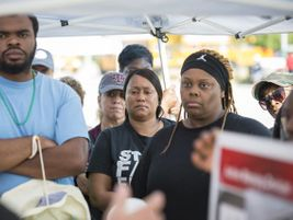 More than 1,100 bus drivers and attendants at Houston Independent School District (HISD) took...