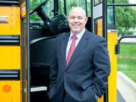 David Duke became CEO of National Express Corp. in 2011. His career in the school bus...