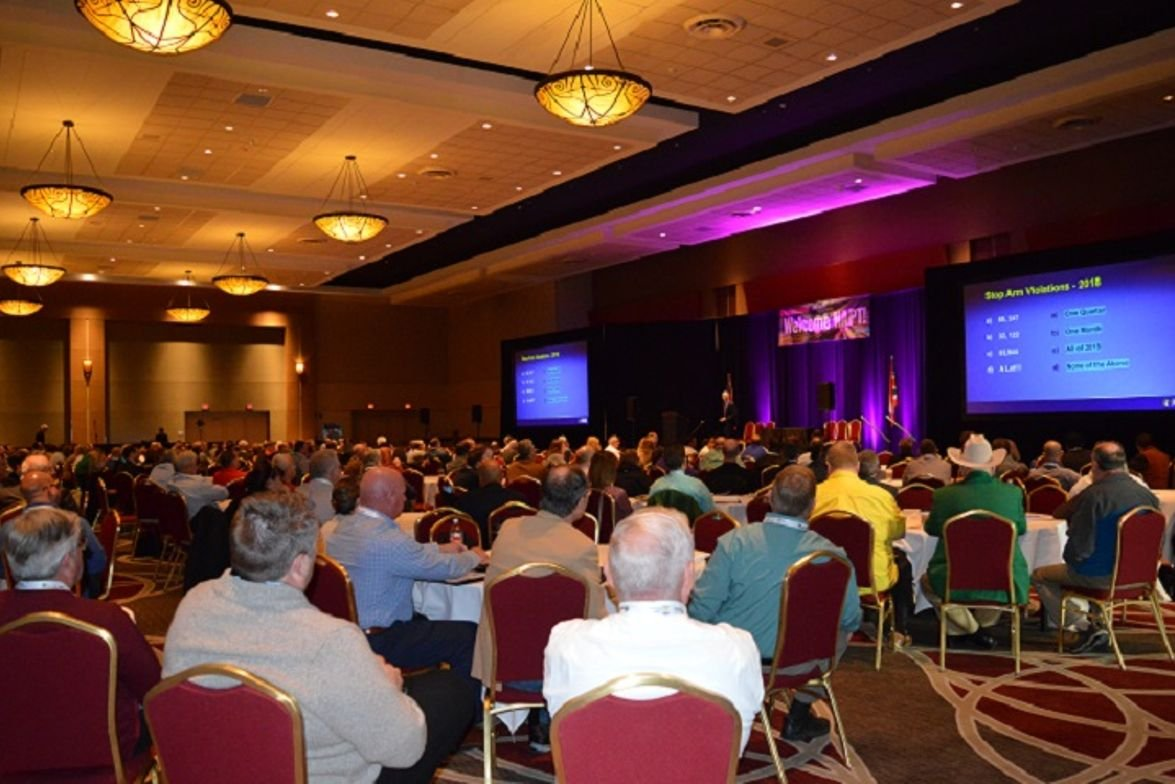More than 100 attendees joined the federal issues forum with Bruce Landsberg, vice chairman for...