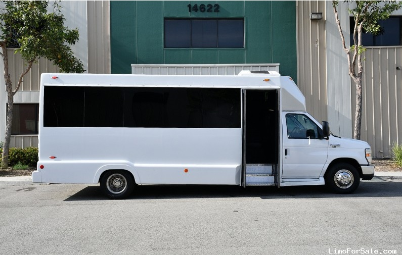 Used Tiffany Limo Bus Has All You Need