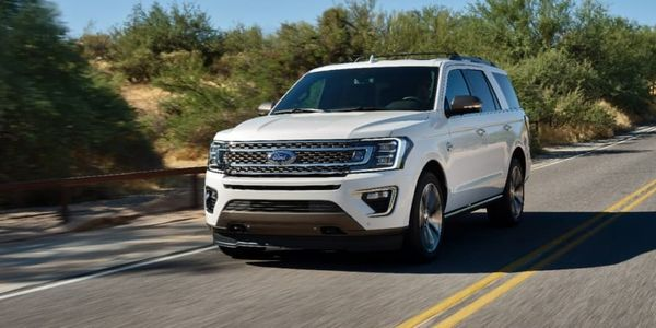 2020 Ford Expedition (Photo: Ford)