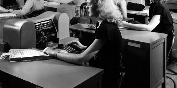 Even before the #MeToo era, workplace harassment complaints have steadily climbed. Public Domain
