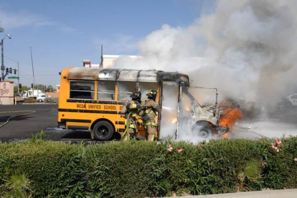 On the morning of May 8, the Mesa (Ariz.) Fire Department and medical units responded to a call...