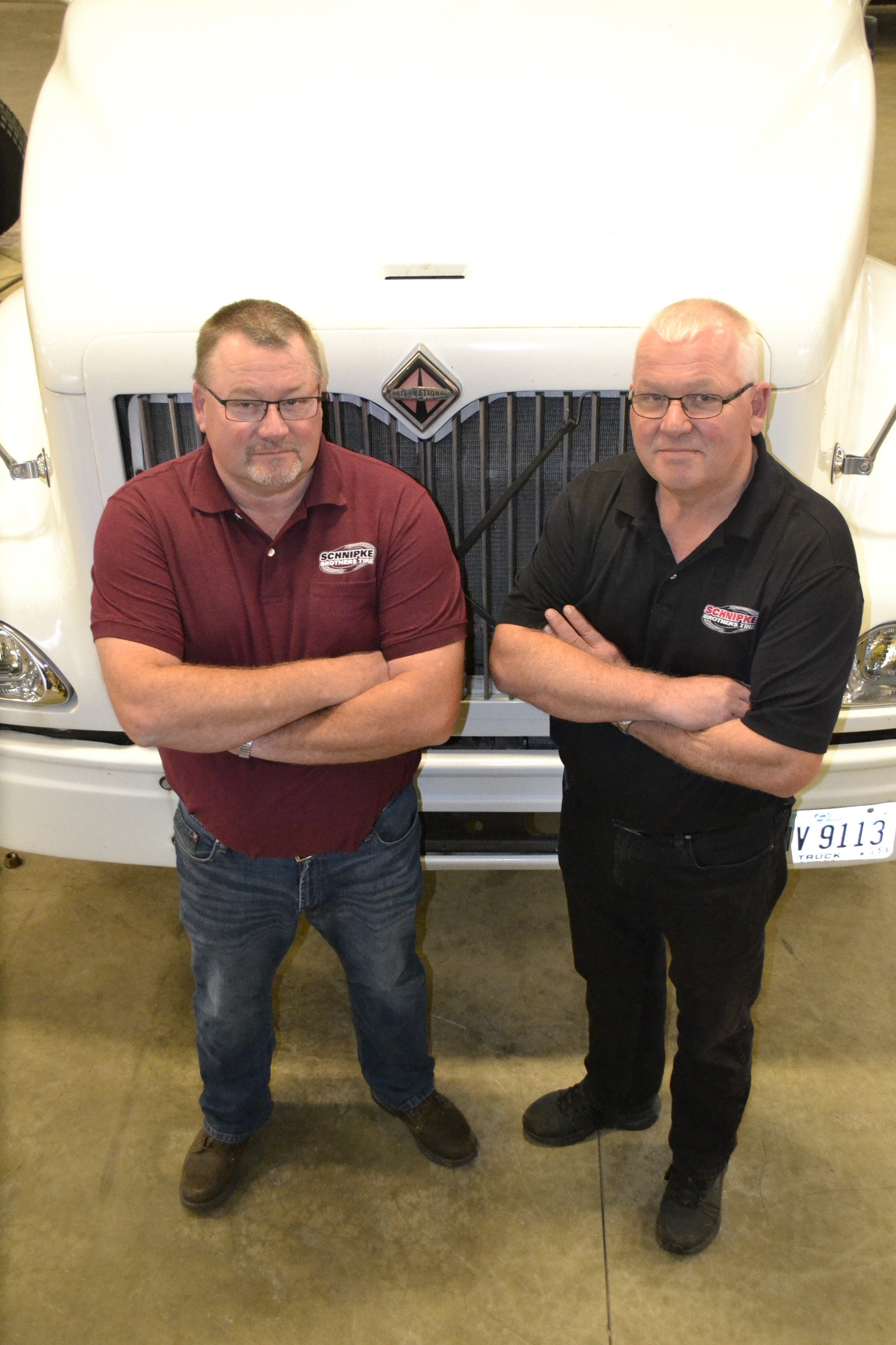 Commercial Trendsetters: Kris and Keith Schnipke