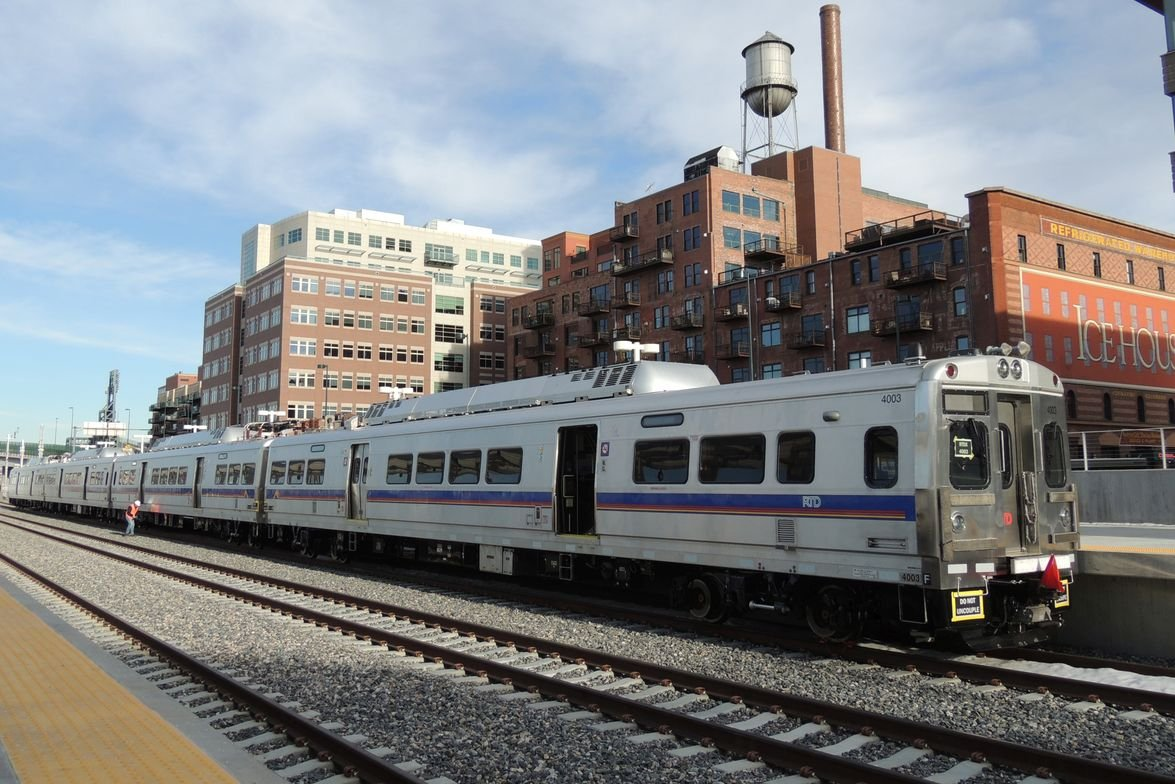 The Regional Transportation District (RTD) took delivery Nov. 21, 2014 of the first electric...
