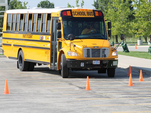 Winners Named in School Bus Driver International Safety Competition