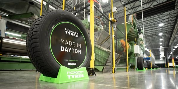 Nokian's Tennessee plant, which opened last year, has the capacity to produce 2,800 consumer...