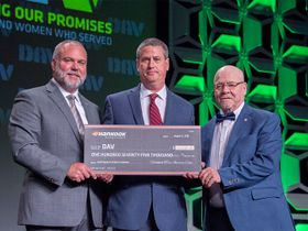 Hankook Continues Support of DAV With $175,000 Donation
