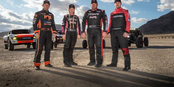 Justin Lofton (Trophy Truck) and Levi Shirley (Ultra4 4400 class) will compete on purpose-built...