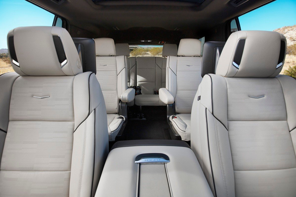 More Details Surface On Electric Cadillac Escalade