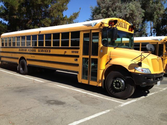 National Express Corp.'s student transportation subsidiaries are Durham School Services and...