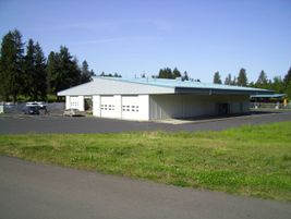 Washington approved the funding for the new White Salmon facility. Officials said that it had...