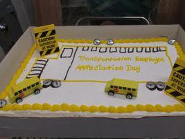 Glendale (Ariz.) Elementary School District celebrates Transportation Appreciation Day in April....