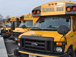 With a fleet of more than 21,000 school buses, National Express Corp. is the second-largest...