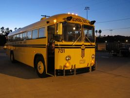 This photo of a 1985 78-passenger Crown Supercoach was submitted by Robert Berkstresser of...