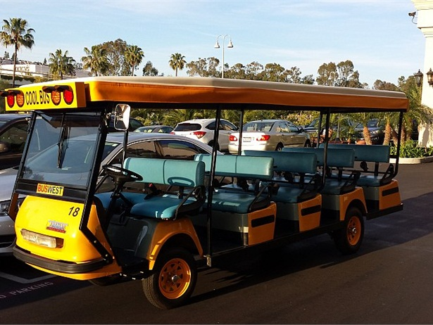 "The California Association of School Transportation Officials (CASTO) held its 48th annual conference from  March 19 to 21 in San Diego. A ""Cool Bus"" sponsored by Bus West was on hand to transport attendees from the convention center to their hotels."