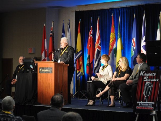 Manitoba was the host for the 2016 edition of the Canadian Pupil Transportation Conference, which is held every two years.