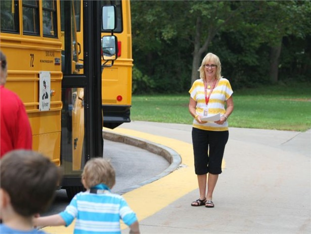 Pupil transportation professionals in New York have been busy preparing for the start of the school year. Photo by Scott Goble