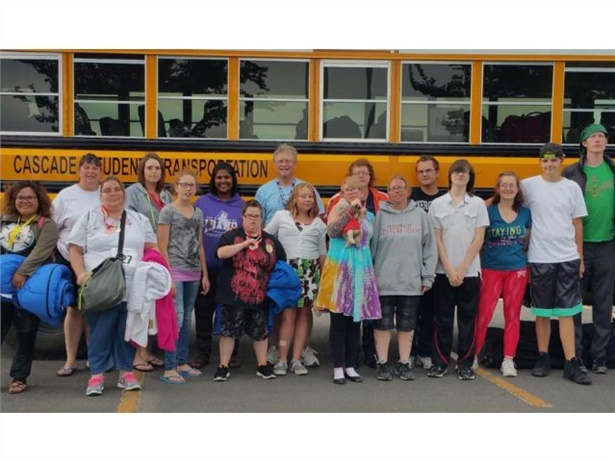 Cascade Student Transportation shuttled Special Olympics athletes for the recent State Summer Games in Idaho.