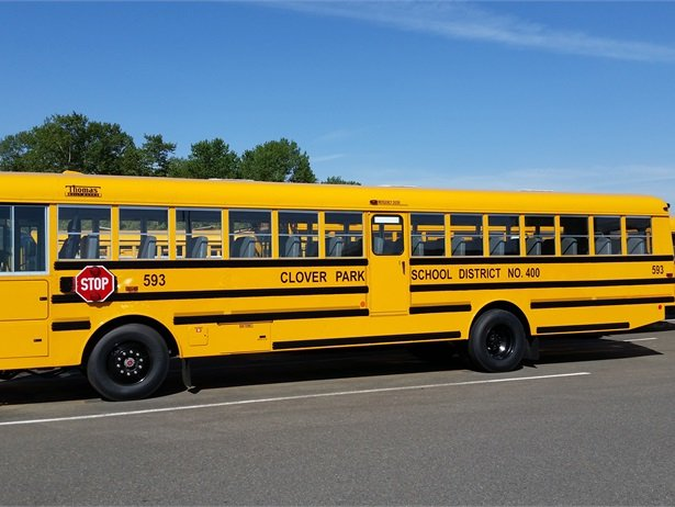 Three schools in Clover Park School District will use Zonar's Z Pass system through June 14.