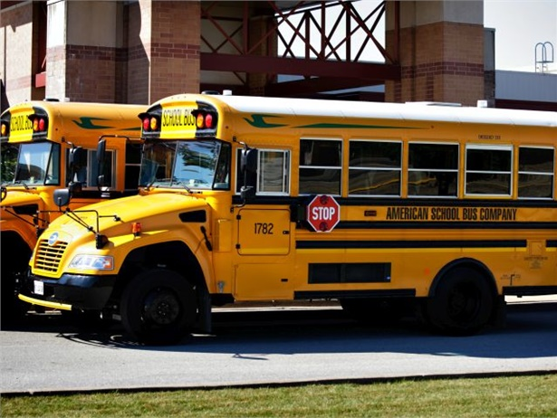 Cook-Illinois subsidiary American School Bus Co. won a bid to transport Orland School District students with propane school buses.