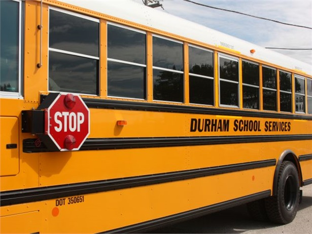 Durham School Services will operate 23 buses for the North Providence (R.I.) School Department.