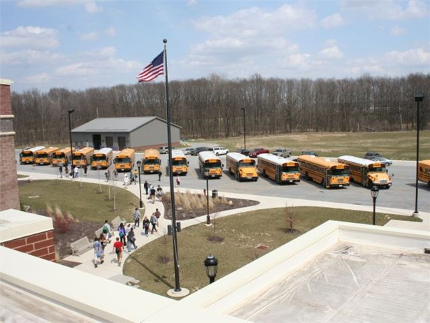 A new EPA document offers air quality strategies for schools, including ventilation and filtration, siting decisions, anti-idling policies and bus fleet upgrades.