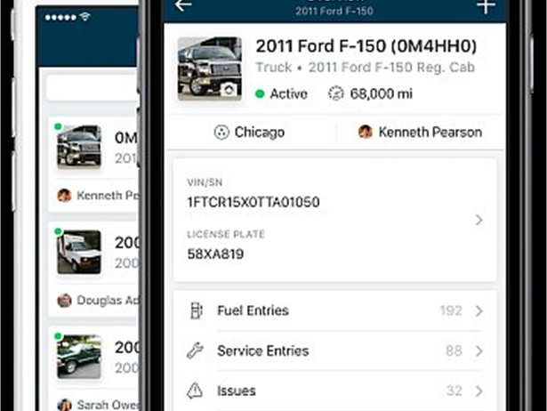 Fleetio Go is designed to give fleet operations team members instant access to information to collaborate on inspections, maintenance, and other fleet management tasks.