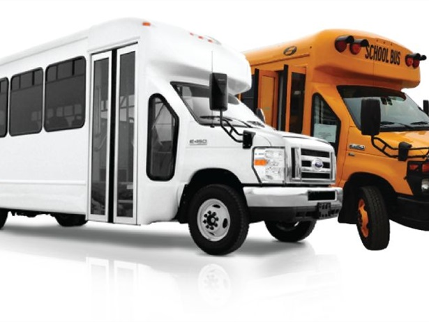 Phoenix Motorcars will supply electric drivetrains for school buses and shuttles built by Forest River on the Ford E450 chassis with the Starcraft Bus body. Creative Bus Sales will be the exclusive factory representative.