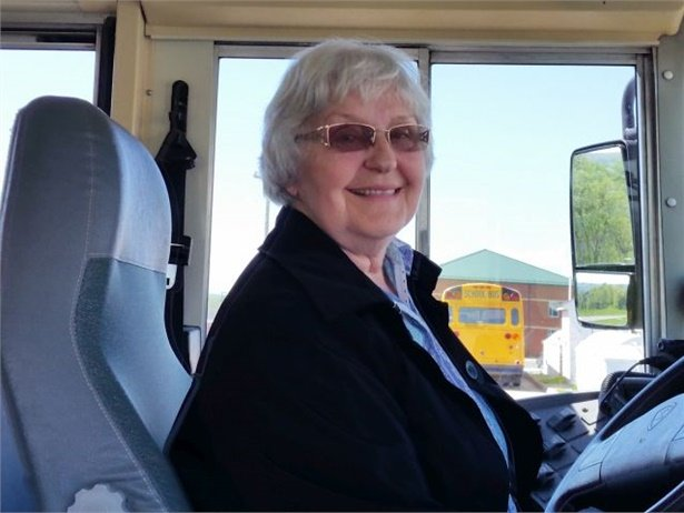 In half a century at the wheel, Hilda Vann's approach to student management hasn't changed: treat them with respect, work to understand them, and teach them valuable life lessons.