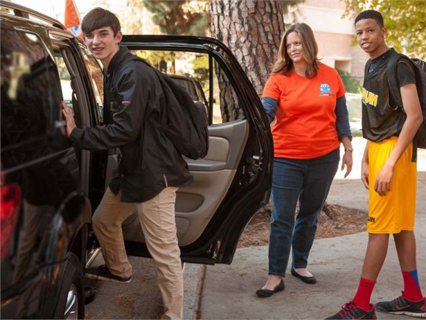 HopSkipDrive provides app-based transportation for children. The company now operates in Denver as well as parts of California.