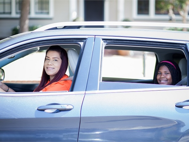 HopSkipDrive has raised $22 million to expand its operations, which provide customized transportation service to children. The company has also launched its operations in Las Vegas. Photo courtesy HopSkipDrive