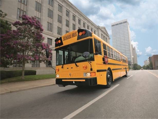 The Cummins L9 engine will be available for IC Bus RE Series school buses in 2017.