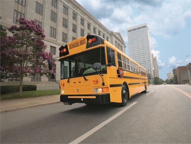 School bus manufacturer IC Bus has partnered with software supplier Edulog to offer telematics solutions through Navistar's OnCommand Connection.